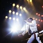 A Queen-rajongók most már a készülő film egy forgatási felvételét is megnézhetik - videó