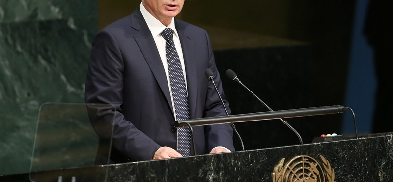 Putyin be akarja vetni a hadsereget