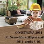 Megnyílt a 30. Construma építőipari szakkiállítás
