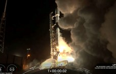 Amíg ön aludt, Elon Musk újabb műholdsereget indított útnak