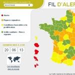 Szúnyogtérkép: a franciák ellenőrizhetik, hol csípnek