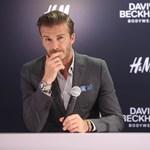 David Beckham étterme meg sem nyílt, de már telt házas