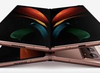 Kiderült, mikor mutathatják be a Samsung új összecsukható mobilját, a Galaxy Z Fold3-at