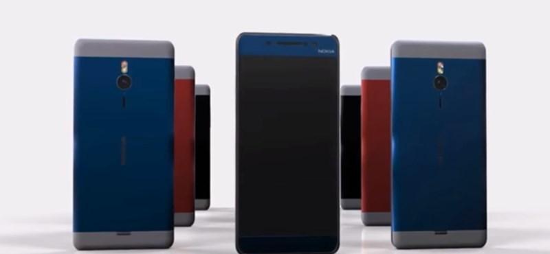 Bejelentették a Nokia 1-et: androidos okostelefon 20-25 ezer forintért
