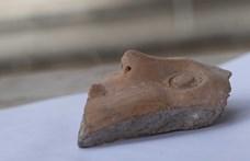 Felbukkant Jeruzsálemben egy 2500 éves lelet, ami emberi vonásokat ábrázol