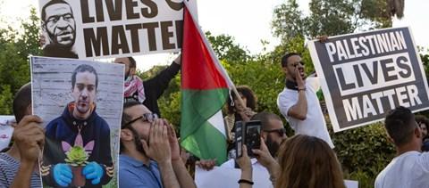 Netanjahu szerint is tragédia, hogy agyonlőttek egy autista palesztint az izraeli rendőrök