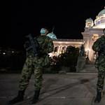 Szerbia teljesen lezárja határait a külföldiek előtt
