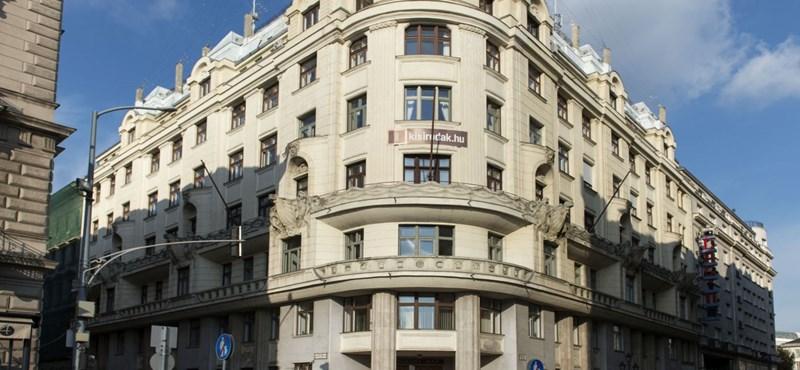 Minden akadály elhárult, Tiborcz cége elkezdheti a Mahart-székház átépítését