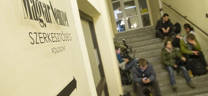 Letiltották a Magyar Nemzet-rendelést a Parlamentben?