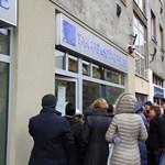 Példátlan kártalanítási akció jöhet a buda-cashes bankoknál