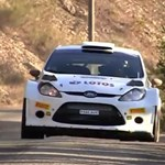 Kevesen tudnak így vezetni: padlógázzal át a szerpentineken - videó