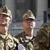 Orbán Gáspár a Honvédelmi Minisztérium ösztöndíjasaként tanulhatott egy brit elitiskolában