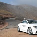 Hamarabb lesznek sofőrnélküli autók, mint hinnénk