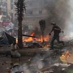 Véres szerda Egyiptomban – Nagyítás-fotógaléria