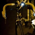 Mutasd a világításodat, megmondom, jó biciklista vagy-e