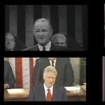 Bush, Obama, Nixon – egykutya? Sosem látott mix az elnöki évértékelő beszédekből