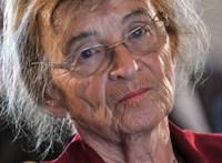 Heller Ágnest saját halottjának tekinti Budapest