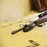 Méhkaptárokban is találtak eldugott fegyvereket a TEK emberei Kálozon – videó