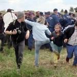 Bíróság elé áll a migránsrugdosó László Petra