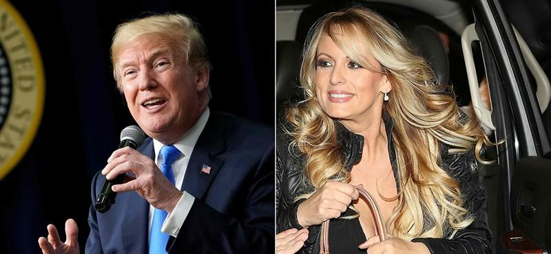 Fergetegesen teregette ki a részleteket a pornószínésznő, aki állítólag Trumppal szexelt