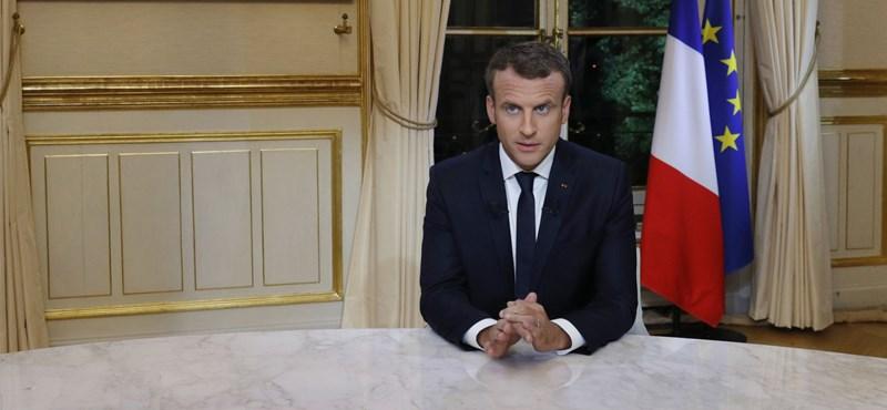 Jön: Emmanuel Macron a hvg.hu-n Magyarországról, EP-választásról, tétekről