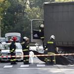 Megvan a hiba: ezért történik olyan sok kamionos gázolás