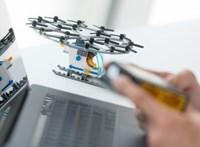 """A Bosch megtanítaná repülni a taxikat, a """"titkot"""" egy kis doboz rejtheti"""