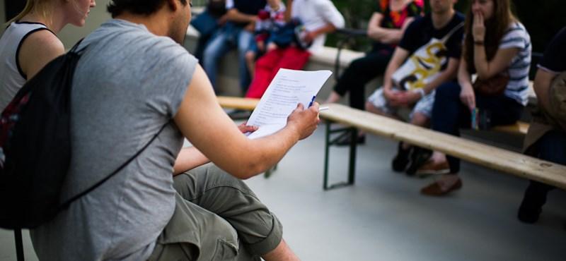 A könyveket ünnepeli a Városmajor – kezdődik a Margó Irodalmi Fesztivál