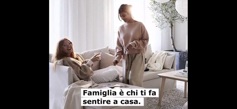 Az Ikea határozottan üzent a migránsozó veronai családkonferenciának