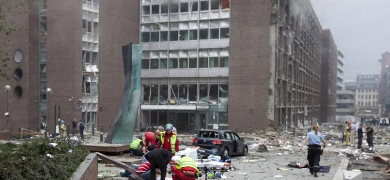 YouTube videó figyelmeztetett a norvég bombára