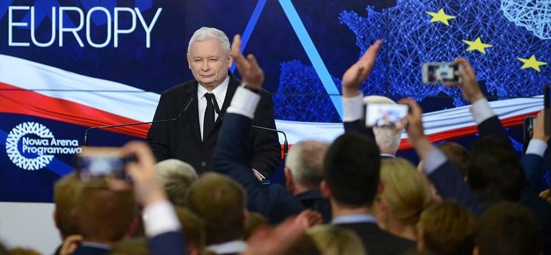 Orbán forgatókönyve Varsóban is működött
