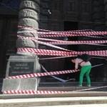A Képzőművészeti Egyetem is szolidaritását fejezte ki