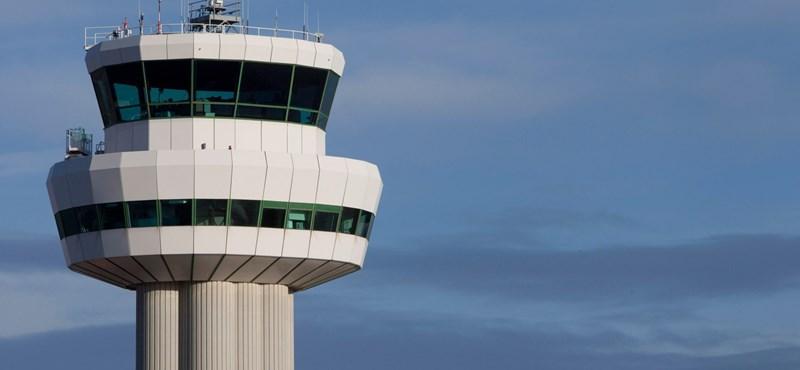 Leállt a londoni Gatwick repülőtér, budapesti gép is érintett