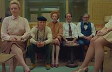 Wes Anderson filmje is az idei furcsa cannes-i filmfesztiválon debütál