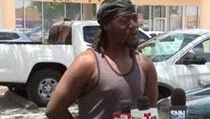 Floridában is rátérdeltek egy afroamerikai férfi nyakára a rendőrök