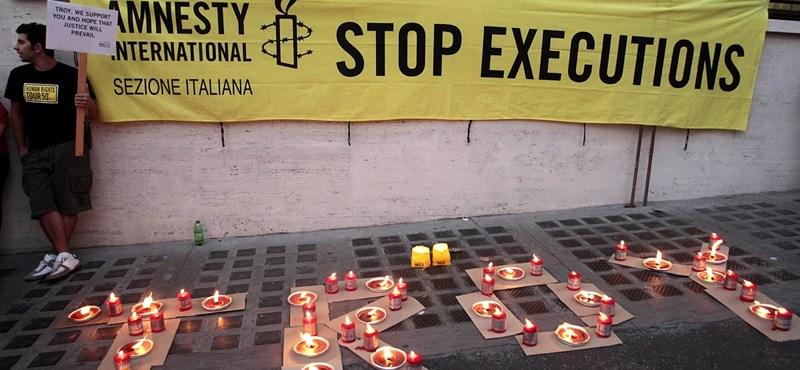 Amnesty: pusztító hatása lehet a civilek elleni törvénynek