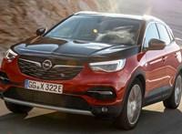 Hazánkban a legújabb zöld rendszámos Opel