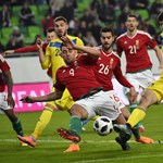 Rémálom a Groupamában: nézze meg a magyar-kazah meccs góljait