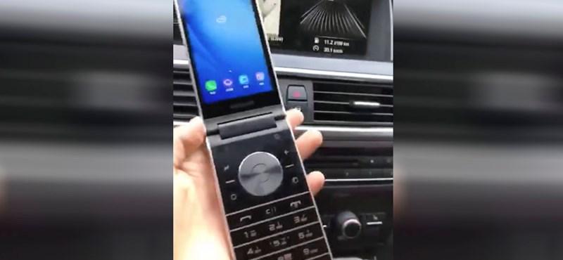Pénteken érkezik a Samsung összecsukható csúcstelefonja, de nem akárkinek