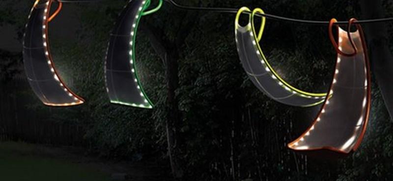 5dd16e8bae02 Ingatlan: Egy mutatós vezeték nélküli lámpa - kertbe, erkélyre ...