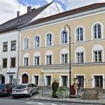Másfél millió euróért kell megvennie az osztrák kormánynak Hitler szülőházát