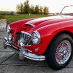 1956 szuperritka sportkocsijai