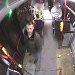 Üveget tört a trolin Zuglóban, őt keresik a rendőrök – fotó