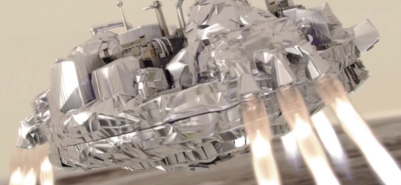 10 percen és egy számítógépen múlik, becsapódik-e a Marsba az orosz űrszonda