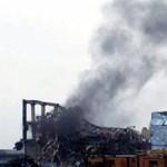 Fukusima: kiemelték az első adag fűtőanyagot a sérült atomerőműből