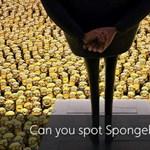 Most mindenki Spongyabobot keresi – ön megtalálja?