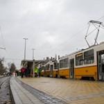 Feltúrnak még egy forgalmas villamosvonalat, a pótlóbuszok városa lesz Budapest