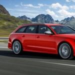 605 lóerősre szteroidozta focista autóit az Audi