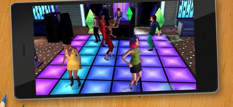 Ez tényleg olyan lesz, mint a PC-n: új Sims játék jön az okostelefonjára