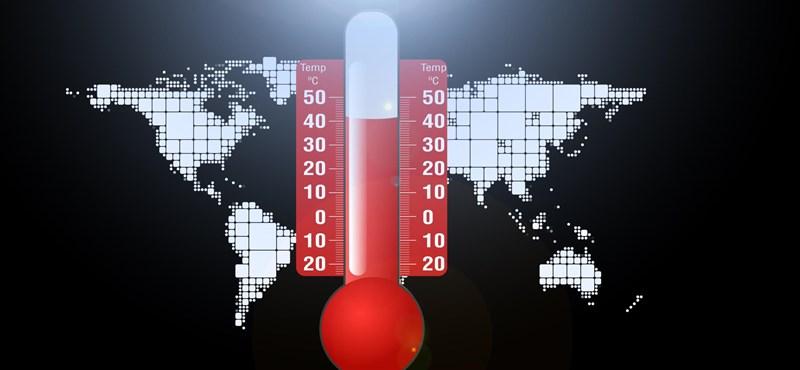 Olyan ütemben melegszik a bolygónk, amire 2000 éve nem volt példa